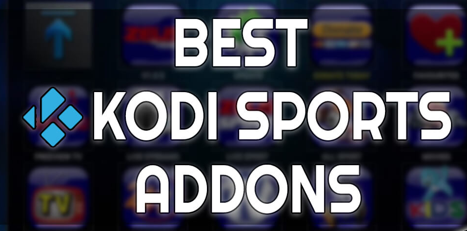 kodi sports addon updated